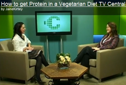 How to find Protein in a vegetarian or vegan diet article image