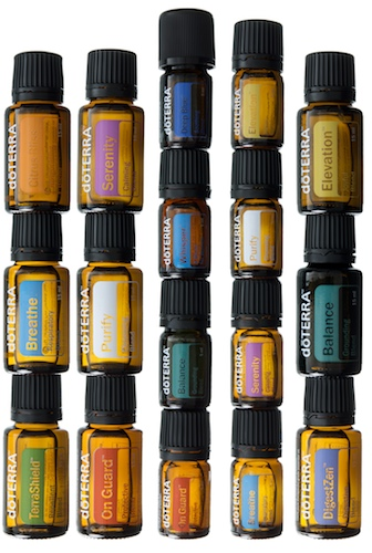 MAKING SCENTS OF ESSENTIAL OILS article image