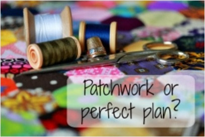 Patchwork or the perfect plan? article image