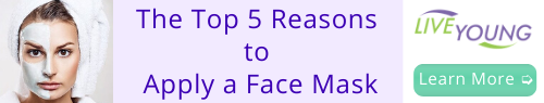 Live Young - Face Mask Articles