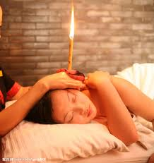 Ear Candling Therapy