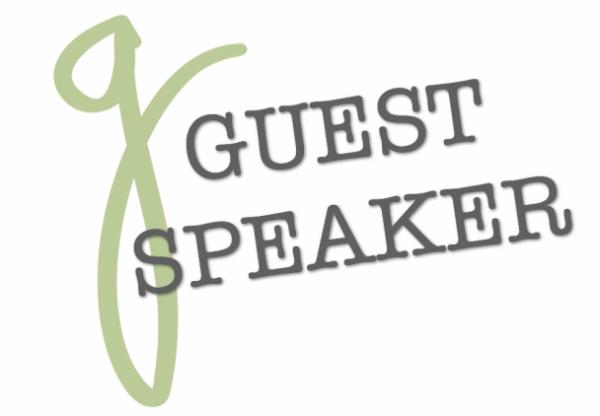 Guest Practitioner Speaker
