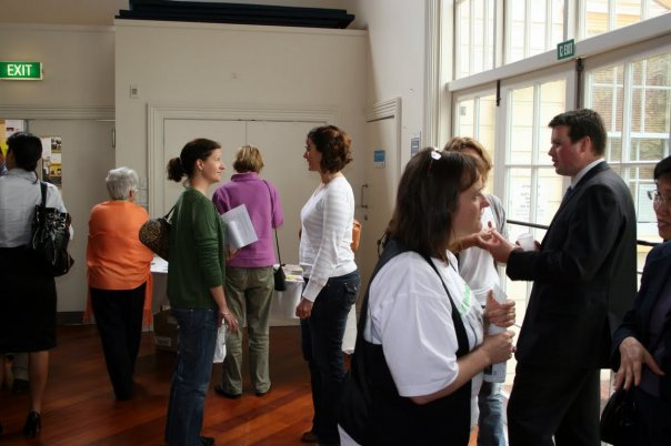 The Wellness Directory Launch 2009