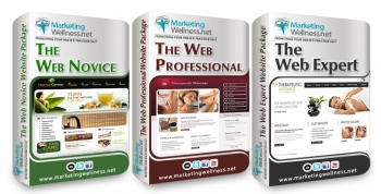 Website Package Options For Your Health Business