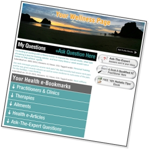 Access Your Free Wellness Page Here