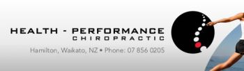 Dr Michael Hooker | Health-Performance Chiropractic | Hamilton, NZ