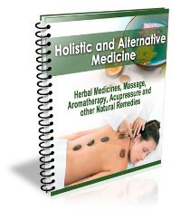 Free '101 Holistic Health Tips' Ebook